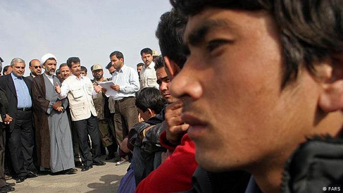 بسیاری از مهاجران افغان خواهان ترک ایران و اقامت در کشورهای اروپایی هستند
