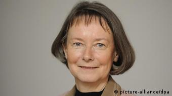 German socialist Member of the European Parliament Evelyne Gebhard