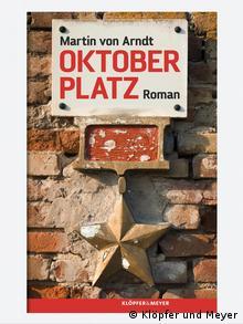 Обложка романа Oktoberplatz