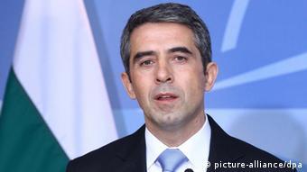 Rosen Plevneliev Präsident Bulgarien