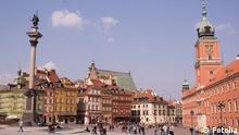 Warschau Altstadt Polen