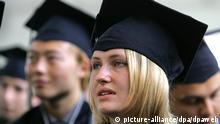 Bachelor Abschluss Zeremonie der IUB