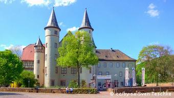 Замок в Лоре-на-Майне