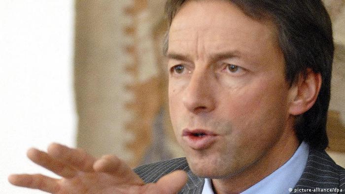 Tschechien Parteien ODS Pavel Bem ehmaliger Oberbürgermeister von Prag