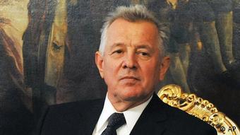 Pal Schmitt Ungarn Präsident