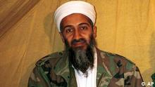 ** FILE ** This undated photo shows al-Qaida leader Osama bin Laden in Afghanistan. bin Laden will release a new Internet message that focuses on Iraq and an al-Qaida linked insurgent group, a terrorism monitoring group said Thursday, Dec. 27, 2007. (AP Photo)