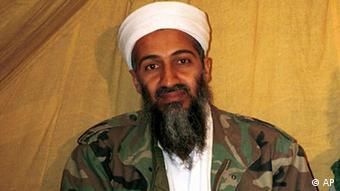Al Qaeda leader Osama bin Laden (AP Photo)