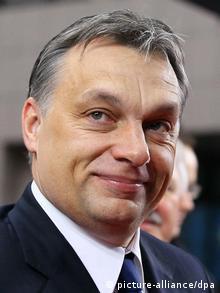 ویکتور اوربان، نخستوزیر مجارستان