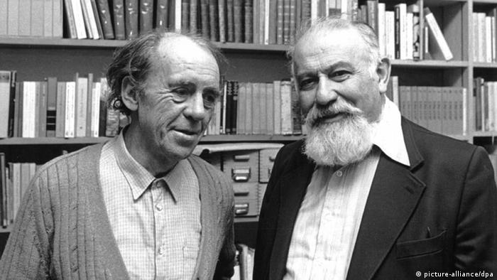 Лев Копелев и Генрих Белль