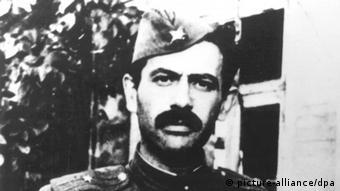 Лев Копелев на фронте