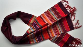 Ein Schal kann das Schicksal einer Familie in Afghanistan verändern. (Foto: Frauenmeseum Bonn)