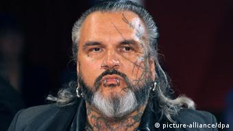 Sven Marquardt, bouncer at Berghain in Berlin, Copyright: Ingo Wagner