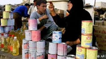 Irak Oil for Food Program