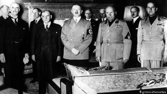 Участники встречи в Мюнхене