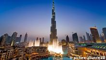 Downtown Dubai - Burj Khalifa