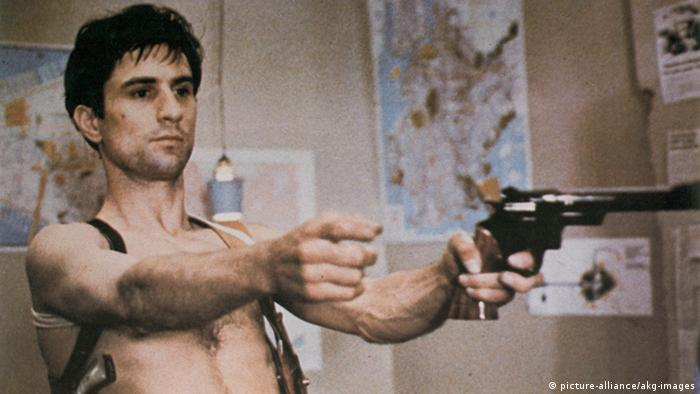 Nobert de Niro in Taxi Driver (picture-alliance/akg-images)