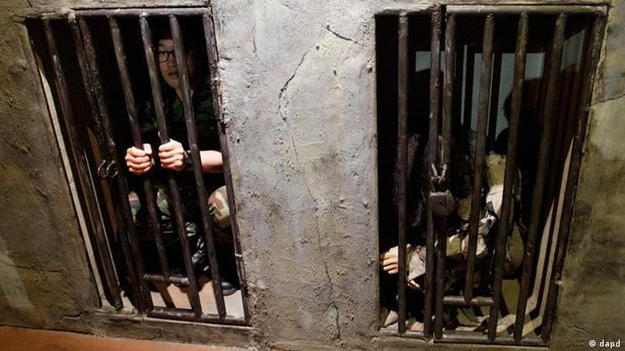 Nordkorea Gefängnis (dapd)