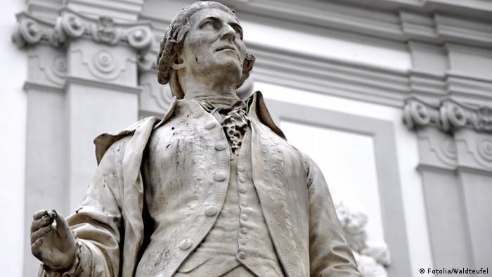 Komponist Joseph Haydn Statue in Wien