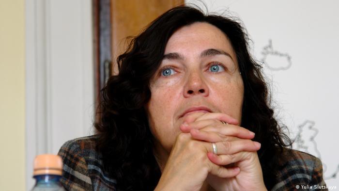 Julija Slutskaja uhapšena je pre više od mesec dana