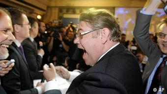 Finns Party leader Timo Soini