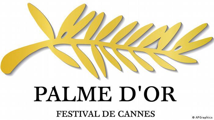 Frankreich Film Filmfestival Logo Palme d'Or (APGraphics)