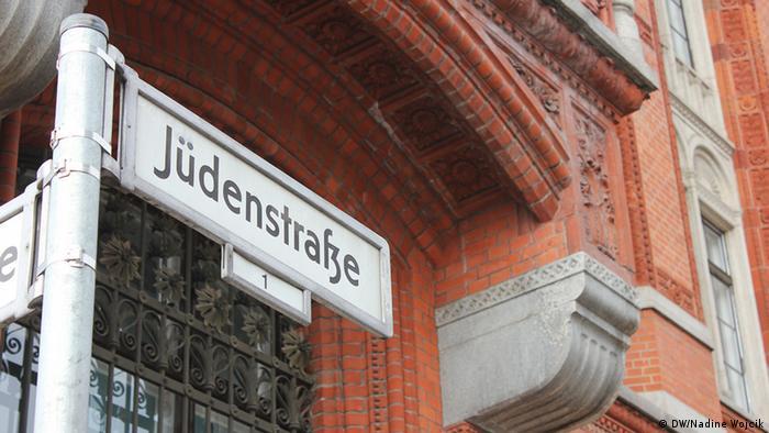 Jüdenstraße Berlin