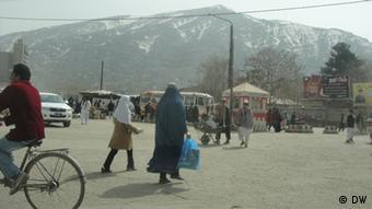 Leiden der Frauen in Afghanistan