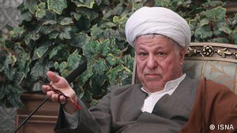 اکبر هاشمی رفسنجانی از طرفداران ایدهی دولت وحدت ملی در ایران است