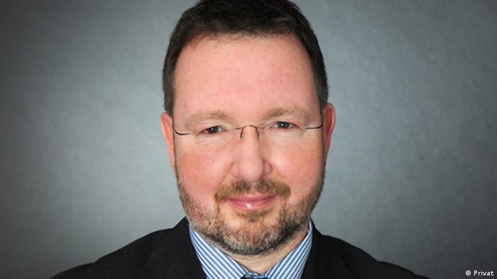 Nordkorea-Experten Prof. Rüdiger Frank. Prof. Frank ist Deutscher und lehrt an der Universität Wien.