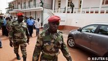 Guinea Bissau Militär