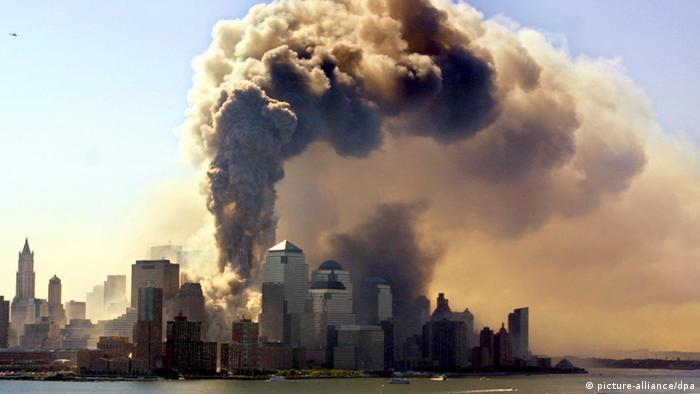 World Trade Center Anschlag 11. September 2001