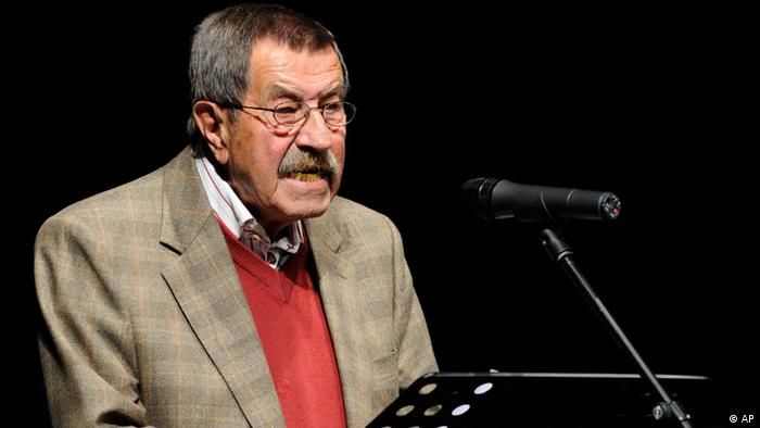Günter Grass provoque le scandale en critiquant Israël