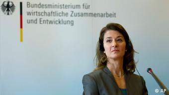 Forbes Liste Die mächtigsten Frauen der Welt Melinda Gates