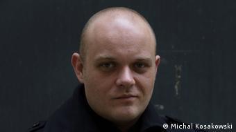 Der Filmemacher Michal Kosakowski