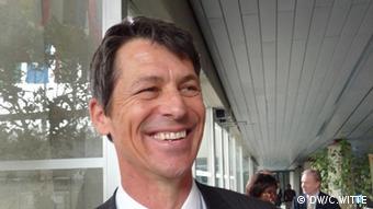 Titel: Dr. John Beard, Direktor der WHO-Abteilung für Altern und Lebenszyklus April 2012 COPYRIGHT: DW/C.WITTE