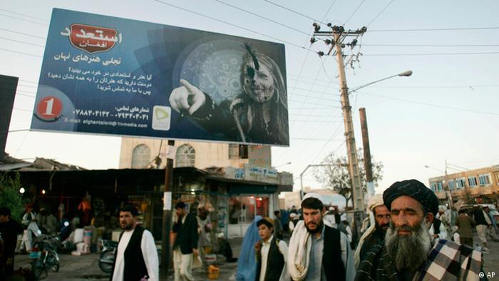 Afghanistan Parlamentswahlen Archivbild 2010