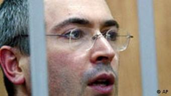 Michail Chodorkowski Prozess in Moskau