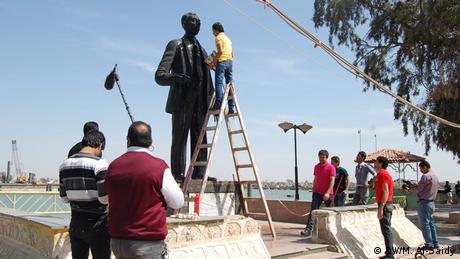 Denkmäler im Irak Bildergalerie