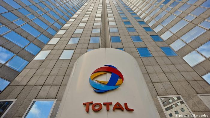 Ölriese Total mit zwölf Milliarden Euro Gewinn (picture-alliance/dpa)