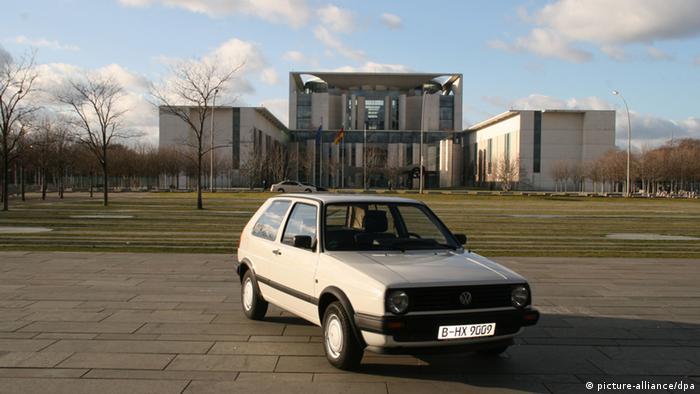 Фотография из Ebay: VW