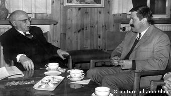 Günter Grass in Israel