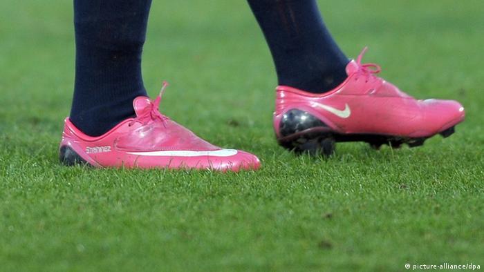 Zeigt her Eure Schuhe | Fußball | DW | 08.04.2012