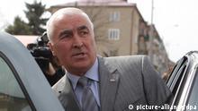 Stichwahl in Südossetien