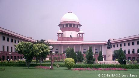 Oberstes Gericht in Indien