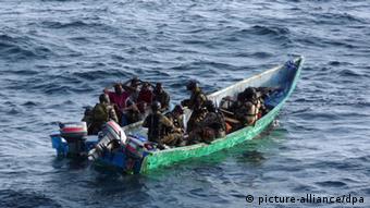 Pirataria no Oceano Índico estaria migrando para o Golfo da Guiné