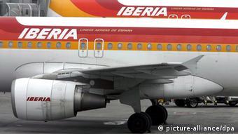 Flugzeuge von Iberia