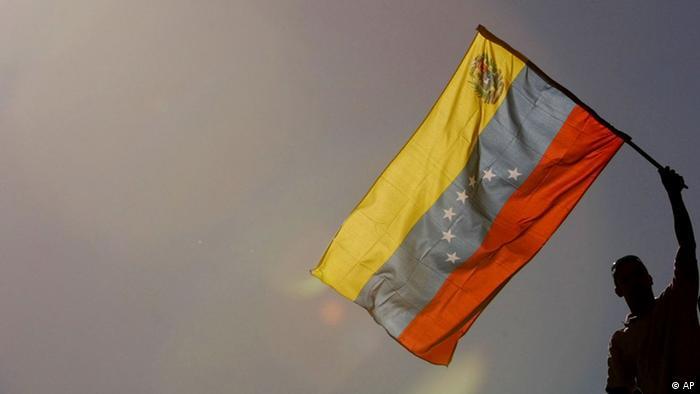 10. Jubiläum des Putsches gegen den venezolanischen Präsidenten Hugo Chávez (AP)