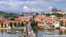 Prag - vielbesuchte Touristenstadt