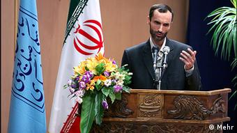 حمید بقایی، رئیس پیشین سازمان میراث فرهنگی و سپس معاون اول رئیسجمهور احمدینژاد