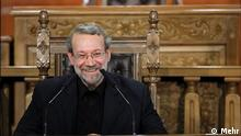 علی لاریجانی، رئیس مجلس هشتم